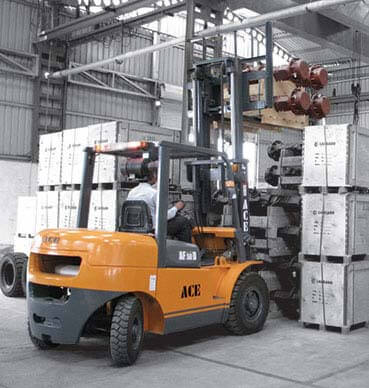 Ace Forklift Truck