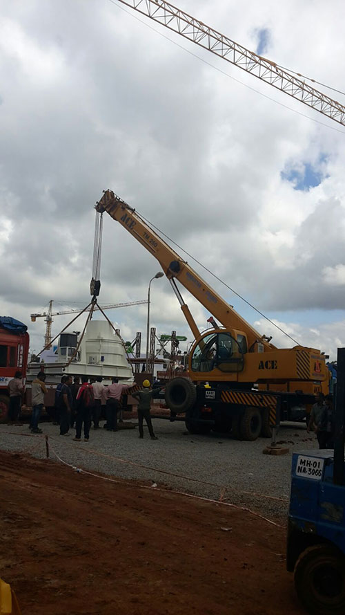 ACE 25Ton Truck Mounted Crane