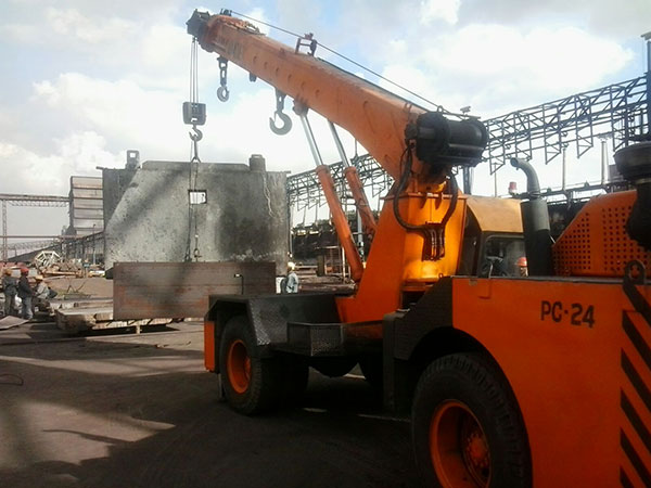 ACE F 160 New Generation Crane