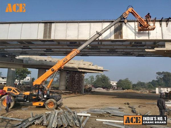 ACE NXP150 Nextgen Pick N Carry Crane