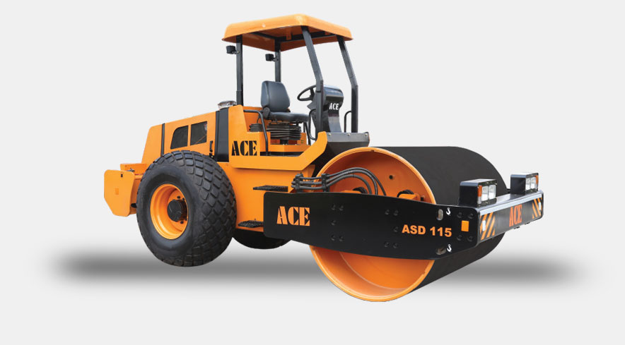 Ace Vibratory Rollers