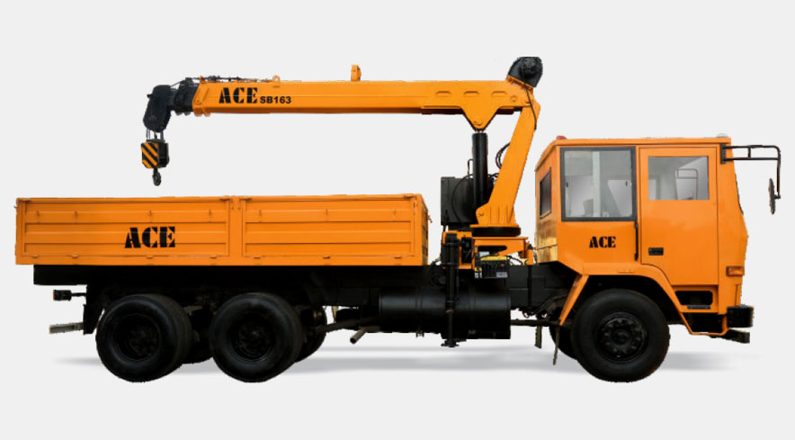Ace Truck Mounted Lifting Device