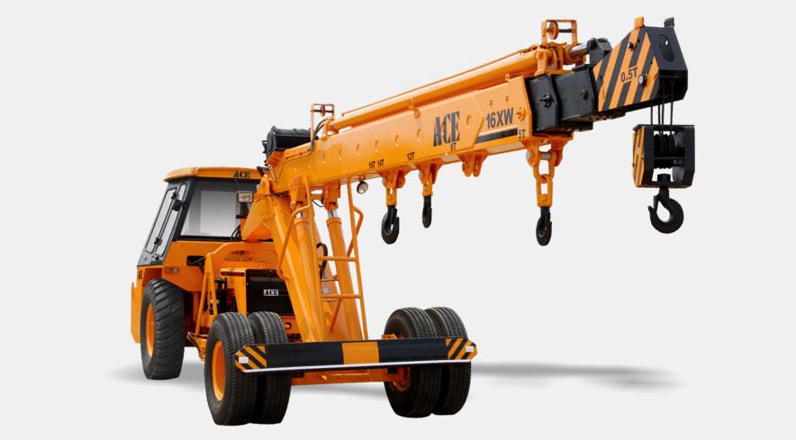 Ace Mobile Cranes