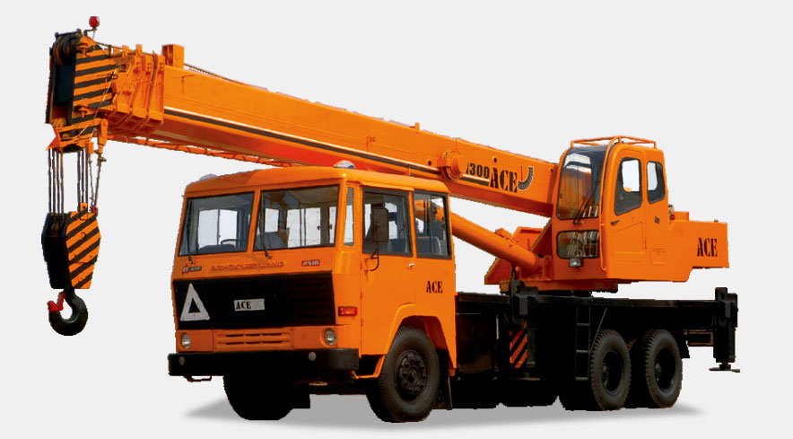 Ace Hydraulic Mobile Cranes