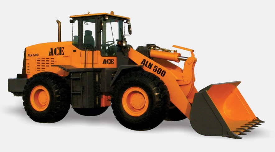 Ace Backhoe Loaders