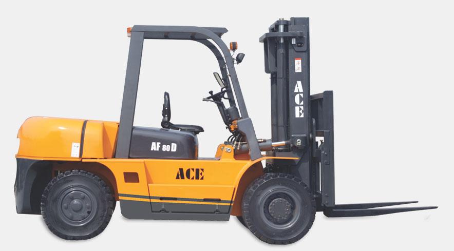 Ace Forklift Crane Service