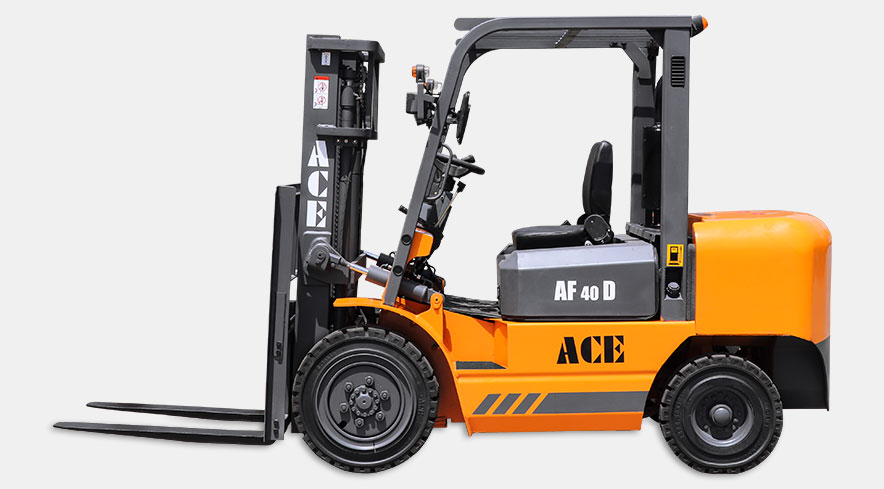 Ace Fork truck