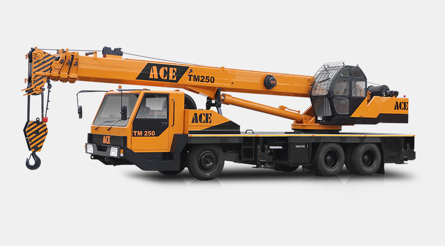 Ace Truck Mounted Cranes