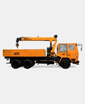 Ace Fassi crane