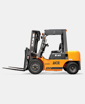 Ace Fork truck