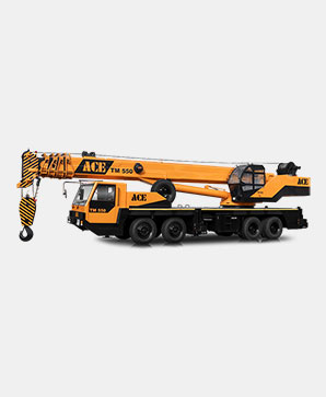 Ace Rough Terrain Cranes
