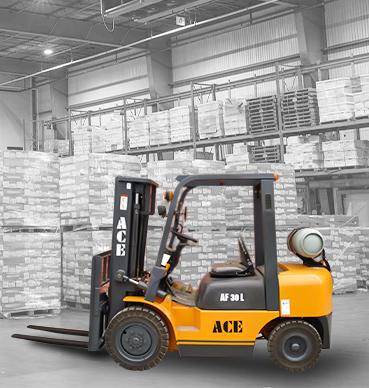 Ace LPG Forklift Trucks
