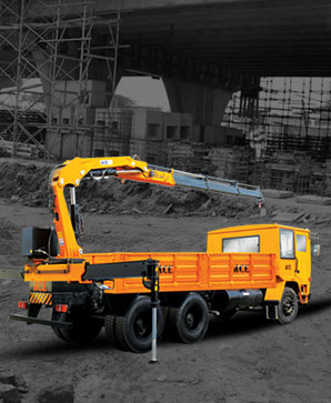 Ace Lorry Loader Cranes