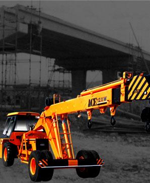 Mobile Cranes Manufacturer | Mobile Cranes