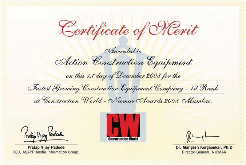 Construction World-2008