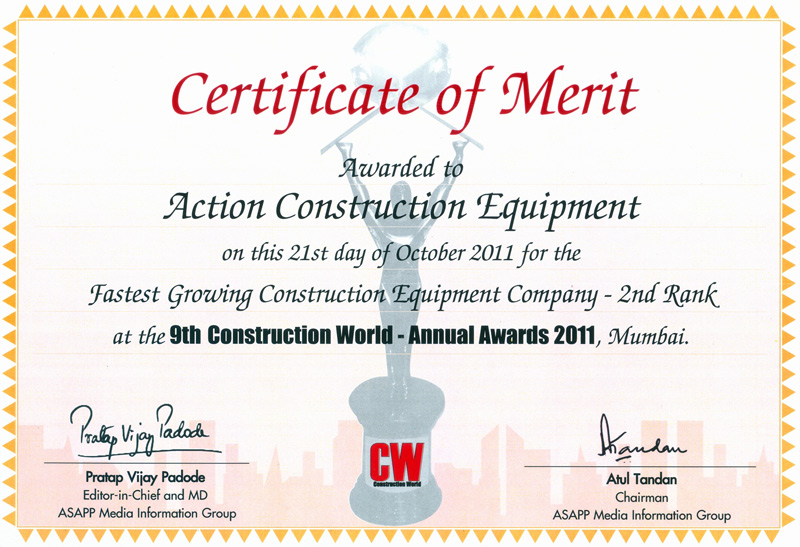 Construction World-2011