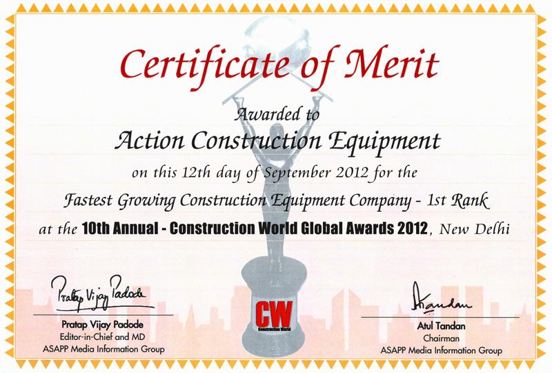 Construction World-2012